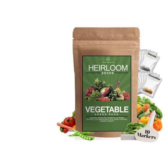 Heirloom Seeds for Planting