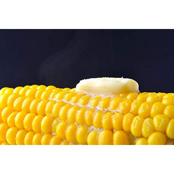 "Isla's Garden Seeds Heirloom Seed 3 ""Top Hat"" OP Sugary Enhanced Hybrid Yellow Corn Seeds, 25+ Premium Heirloom Seeds, Incredible flavor, Hot Price! (Isla's Garden Seeds), Non Gmo Seeds, 85% Germination, Highest Quality Seeds, 100% Pure"