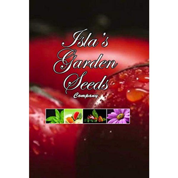 Isla's Garden Seeds Heirloom Seed 6 Sugar Lump Cherry Tomato, 200+ Premium Heirloom Seeds, Sweet Satisfying Flavor, (Isla's Garden Seeds), Non GMO, 90% Germination, Highest Quality 100% Pure
