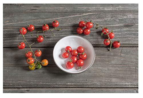 David's Garden Seeds  1 David's Garden Seeds Tomato Cherry Matt's Wild SL7732 (Red) 50 Non-GMO