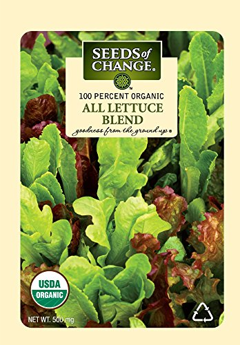 SEEDS OF CHANGE  1 Seeds of Change 05944 Certified Organic Seed