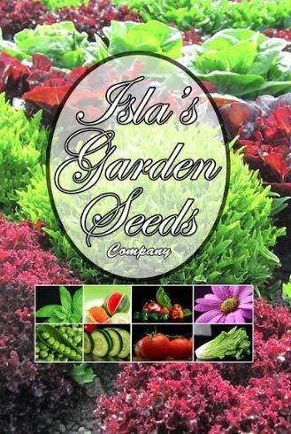 "Isla's Garden Seeds  2 ""Little Gem"" Romaine Lettuce Seeds"