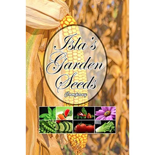 "Isla's Garden Seeds Heirloom Seed 5 ""Top Hat"" OP Sugary Enhanced Hybrid Yellow Corn Seeds, 25+ Premium Heirloom Seeds, Incredible flavor, Hot Price! (Isla's Garden Seeds), Non Gmo Seeds, 85% Germination, Highest Quality Seeds, 100% Pure"