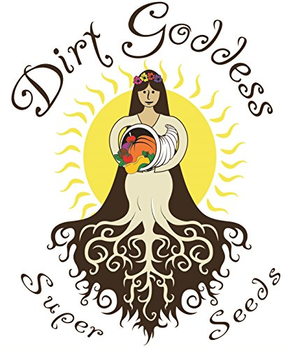 Dirt Goddess Super Seeds  3 Bulk Organic Mesclun Mix Seeds (1 LB) 425