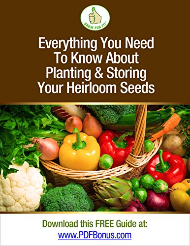 Grow For It  5 Heritage Survival Seed Vault 25 Year Storage Life. Fruit Herb and Vegetable Heirloom Seeds. 85% Germination Success for Doomsday Preparedness Peace of Mind. Emergency Supplies in a .30 Cal Ammo Box.