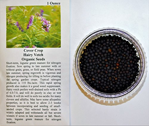 Heirloom Seeds One Ounce Package