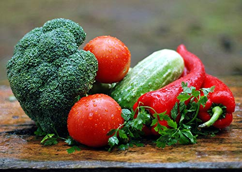 Valley Greene  2 30 Packs of Deluxe Valley Greene Heirloom Vegetable Garden Seeds Non-GMO(Guaranteed 30 Different Varieties as Listed)