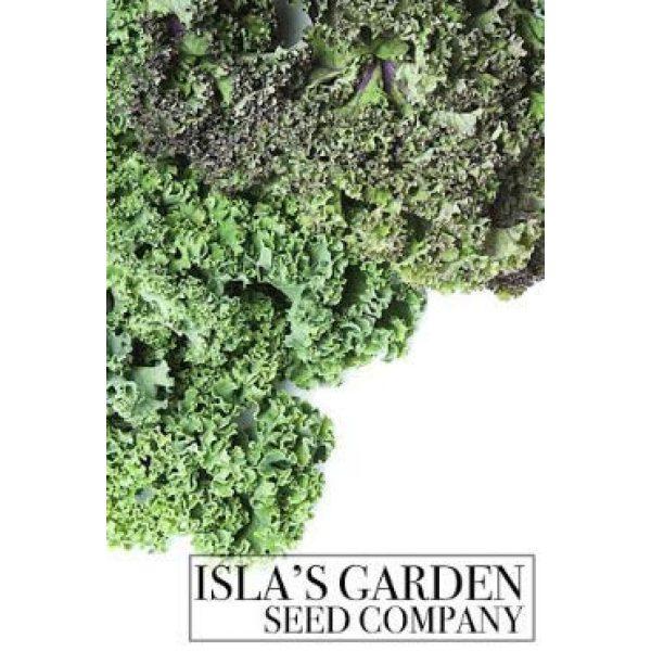 "Isla's Garden Seeds Organic Seed 5 ""Arianna Romaine"" Lettuce Seeds, 1000+ Premium Organic Heirloom Seeds, Batavian Lettuce, ON SALE!, (Isla's Garden Seeds), Non Gmo Survival Seeds, 99.7% Purity, 85% Germination, Highest Quality!"
