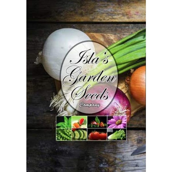Isla's Garden Seeds Organic Seed 3 Snow White Carrot Seeds, 350+ Premium Heirloom Seeds, Gardeners Choice!, (Isla's Garden Seeds), Non GMO Organic, 85% Germination Rates Under Correct Conditions, Highest Quality Seeds, 100% Pure