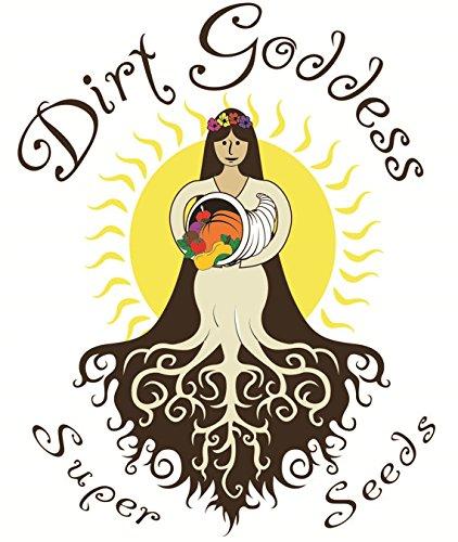 Dirt Goddess Super Seeds  7 Bulk Organic Green Sprouting Calabrese Broccoli (1 Lb)