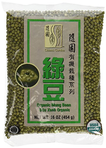 Chimes Garden  1 Chimes Garden Organic Mung Beans for Sprouting