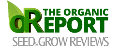 TheOrganicReport Seed Reviews