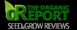 TheOrganicReport Seed Reviews